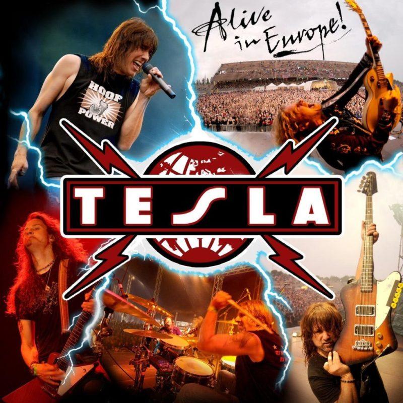 tesla alive In europe