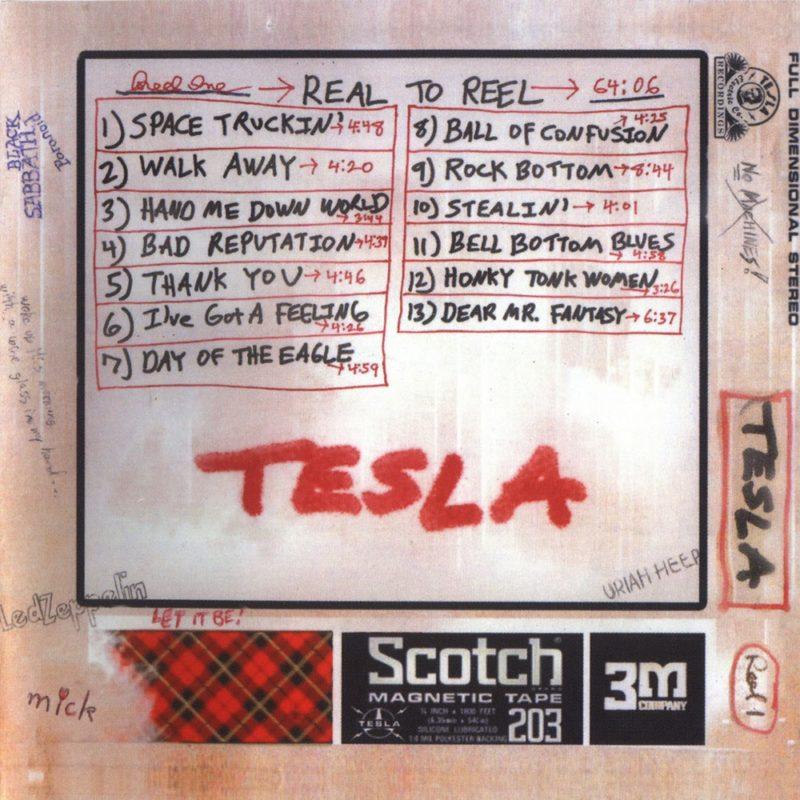 Tesla Reel to Reel
